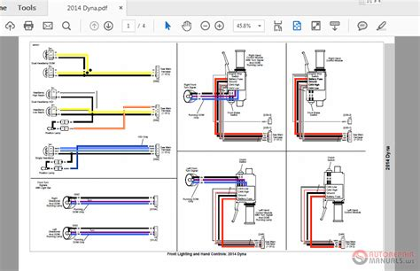 Rod Fuel Wiring Diagram by Harley Davidson 2014 Wiring Diagram Auto Repair Manual