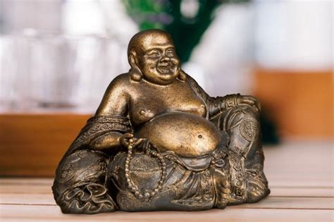 Meaning Of Laughing Buddha Statues