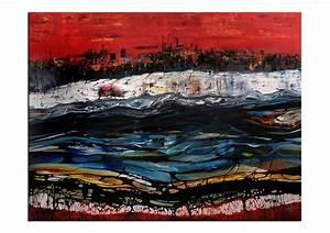 Kunst Online Shop : lmalerei im gro format von b ossowski hier kaufen acrylbilder abstrakt acrylbilder galerie ~ Orissabook.com Haus und Dekorationen