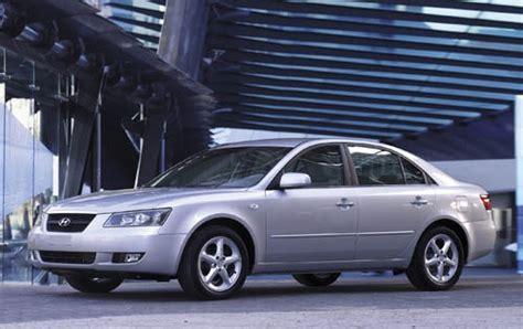 Used 2006 Hyundai Sonata Pricing & Features Edmunds