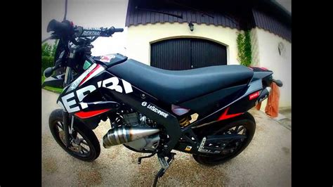 derbi senda drd x treme 2011 pot conti black presentation