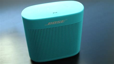 bose soundlink color bose soundlink color 2 review plus sound test