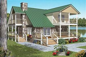 Vacation, Home, Plan, -, 2, Bedrms, 2, Baths, -, 1719, Sq, Ft