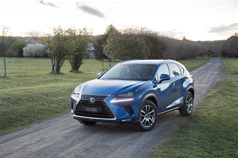 Lexus Nx F Sport Reviews by Lexus Nx F Sport 2018 Review Snapshot Carsguide