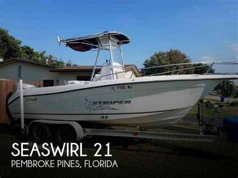 Used Striper Boats For Sale In Florida seaswirl boats for sale in florida used seaswirl boats