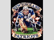 New England Patriots Logos Gallery