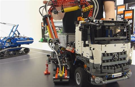 lego technic mercedes the motoring world bit of cant afford a new