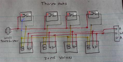 Grundfo Zone Valve Wiring Diagram upzv multi zone valve grundfos wiring diagram