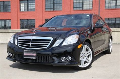 auto body repair training 2010 mercedes benz e class instrument cluster sell used 2010 mercedes benz e350 amg sport package 27 3k mi factory warranty well equiped in