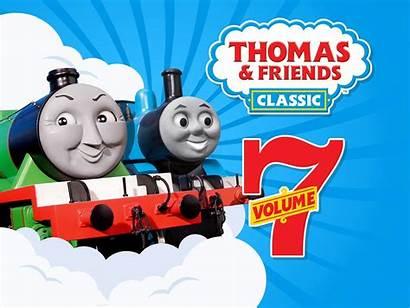 Thomas Friends Classic Volume Wikia Engine Tank