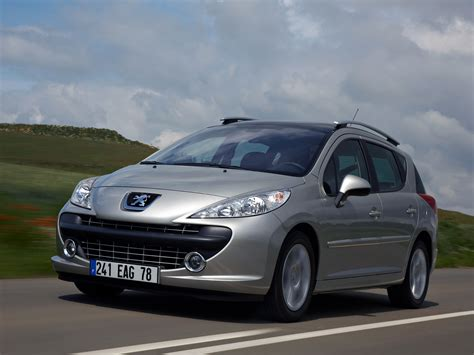 Peugeot 207 Specs by Peugeot 207 Sw Specs Photos 2007 2008 2009 2010