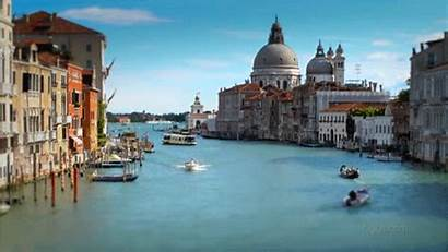 Venice Italy Gifs Water Travel Timelapse Canal