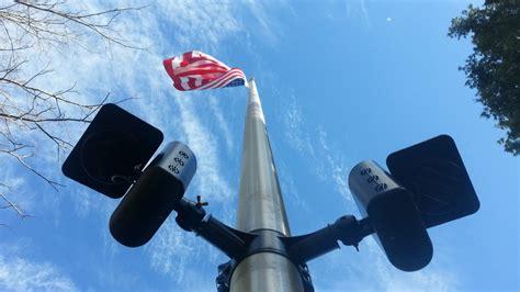 polepal solar flagpole lighting system product details
