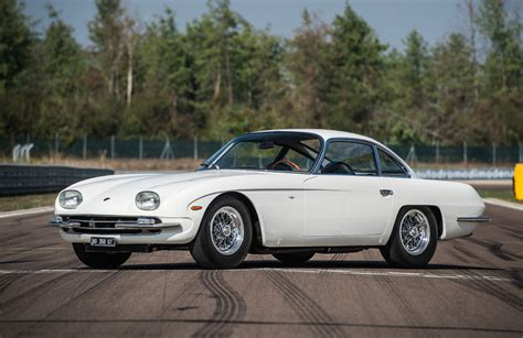 Lamborghini 350 GT fully restored via Polo Storico program ...