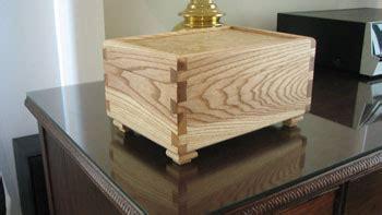 ash keepsake box woodworking blog  plans