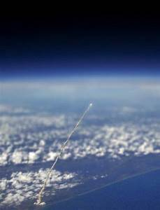 Space Shuttle Launch (As Seen From Space…) | Homie Williams.