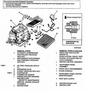 Where Is The Expansion Valve On 2002 Mitsubishi Eclipse Rs