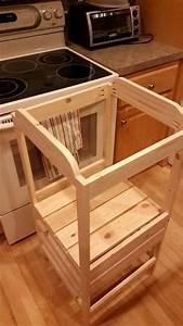 Pallet Adjustable Kitchen Stand for Kids 101 Pallets