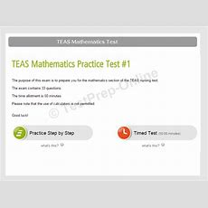Ati Teas Math Practice Tests & Free Math Study Guide Testpreponline