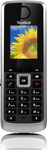 Yealink W52h Base Station And Dect Colour Screen Handset