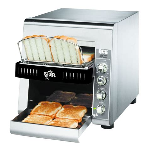 conveyor toaster qcs2 800 conveyor toaster 800 slices hr w 1 5