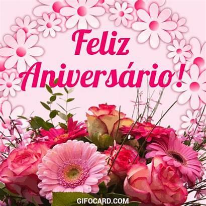Birthday Happy Spanish Portuguese Gifs Cards Italian