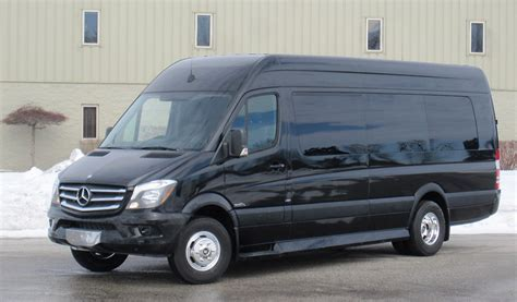 2014 Mercedes Benz Sprinter 3500