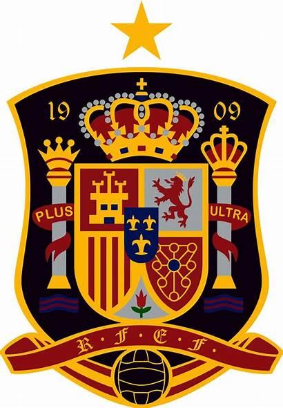 Football Team Spain Logos National Transparent Them