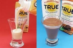 True Solution Allergen Free Nutrition Shakes Review  Dairy