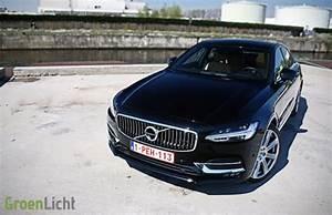 Volvo S90 Inscription Luxe : rijtest volvo s90 d5 awd 2016 ~ Gottalentnigeria.com Avis de Voitures