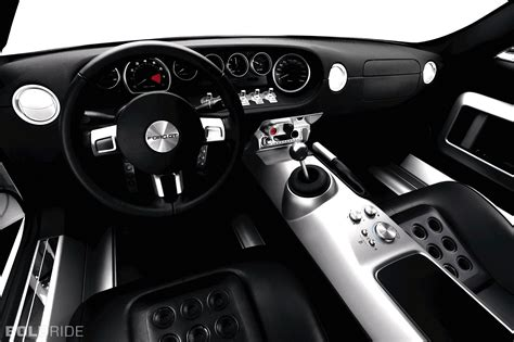 2005 Ford G-t Supercar Supercars Interior Wallpaper