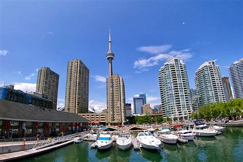 harbourfront toronto things canada neighborhood travel