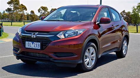 Review Honda Hrv by 2015 Honda Hr V Vti Review Carsguide