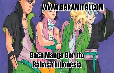 Naruto next generations chapter 58 in english. Sering Dicari, Baca Komik Boruto Chapter 58 Bahasa ...