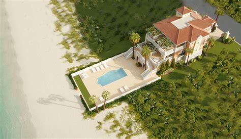 The Villas At Hammock Beach Club Scale Model