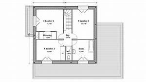 Maison moderne etage rt 2012 plan et amenagement for Amenagement exterieur maison moderne 1 europavage amenagement exterieur decouvrez nos