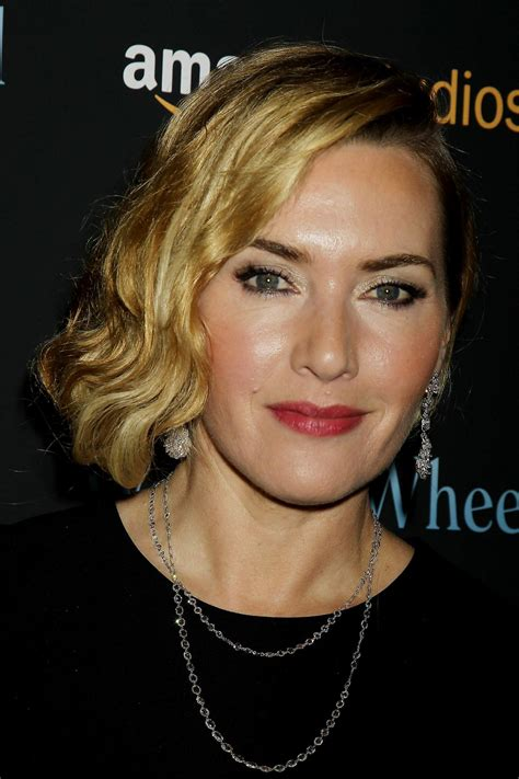 Oscar winner kate winslet has starred in a number of acclaimed films. Kate Winslet At New York Special Screening of WONDER WHEEL - Celebzz