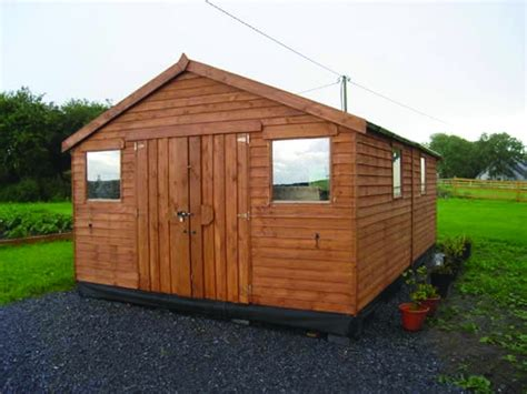 pressure treated garden sheds northern ireland portable