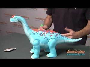 Dinosaur Train Walk & Stomp Arnie Argentinosaurus from ...