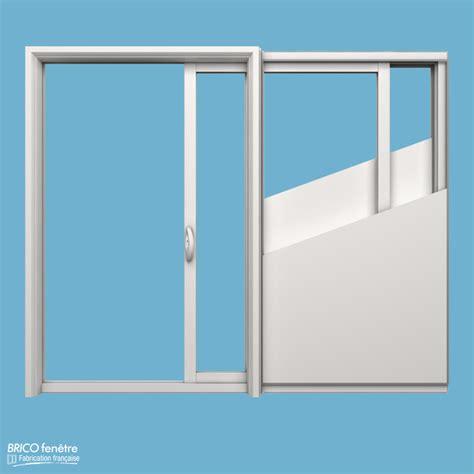porte coulissante pvc exterieur 28 images baie coulissante aluminium 3 rails baie vitree