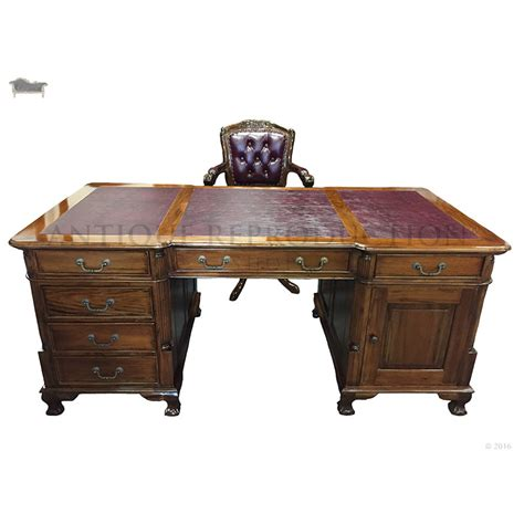 partner s office writing desk 180cm and office chair