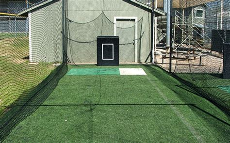 Deck Batting Cages Winfield Mo by Ss Turf Project Gallery