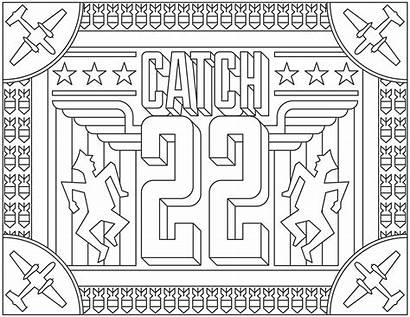 Coloring Pages Catch Adult Printable Adults Posters