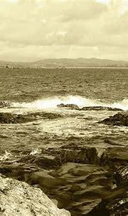 Portnoo Coastline Donegal Tint Photograph by Eddie Barron
