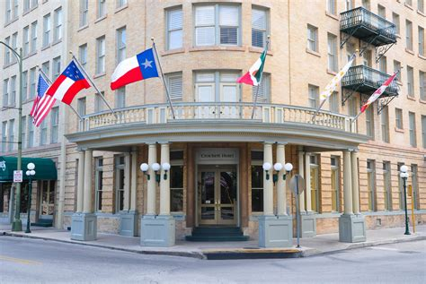 san antonio hotels view our photo gallery the crockett hotel