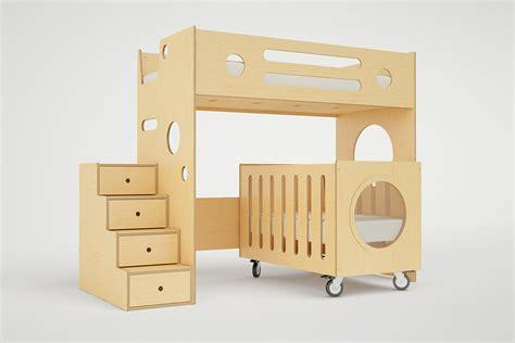 Marino Bunk Bed Over Crib