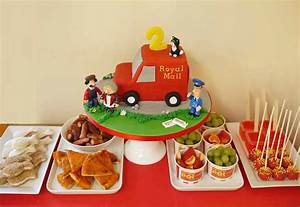 A Postman Pat Party - Taming Twins
