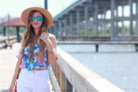 Colorful Summer Outfit | Upbeat Soles | Florida Fashion Blog