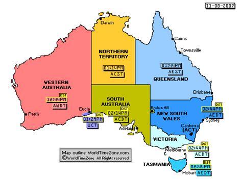 www time australia