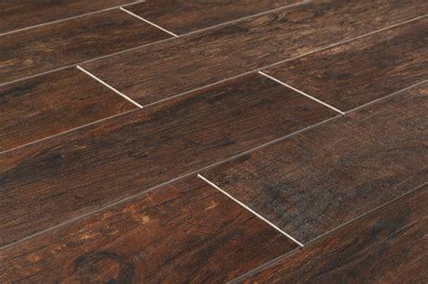 cabot porcelain tile redwood series mahogany